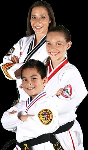 Karate Taekwondo Fitness Martial Arts
